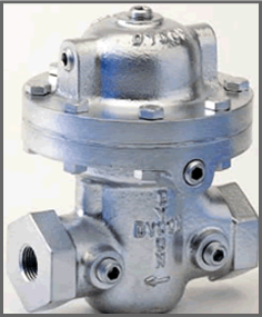 dycon 30 regulator control valves